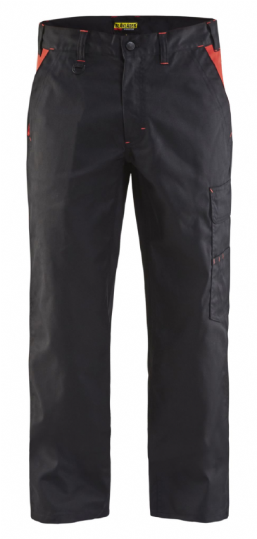 Trousers without Holster pockets